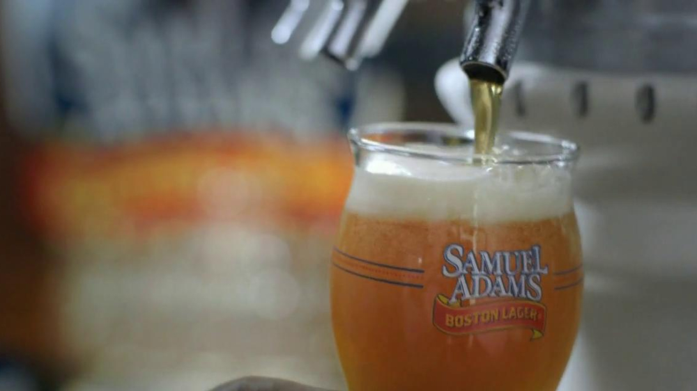 Samuel Adams Boston Lager TV Spot, 'Independence' - Screenshot 7