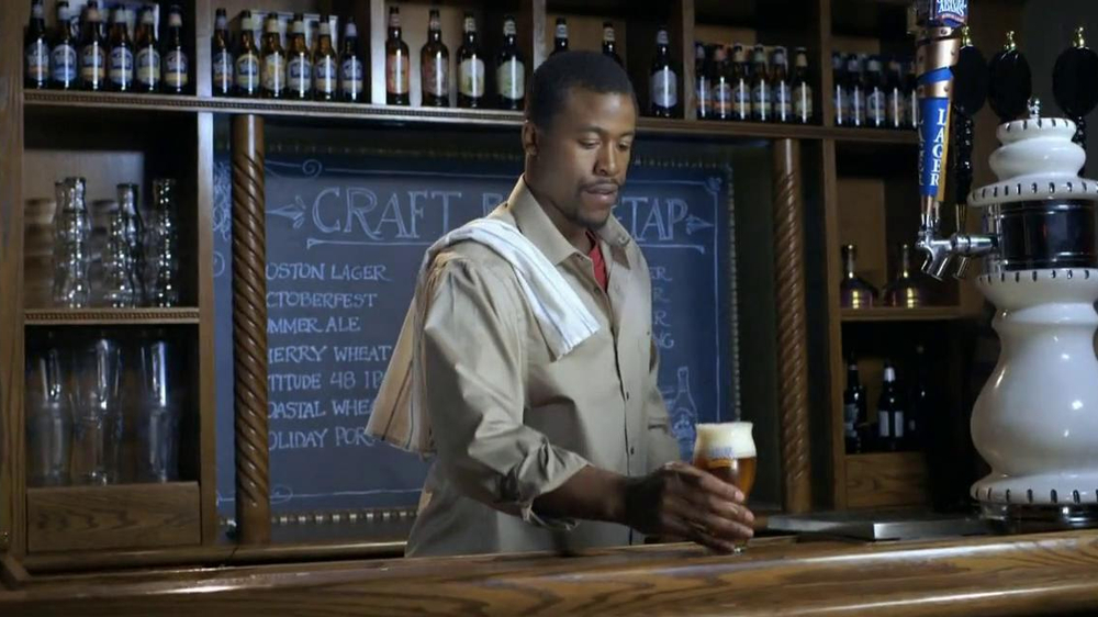 Samuel Adams Boston Lager TV Spot, 'Independence' - Screenshot 8