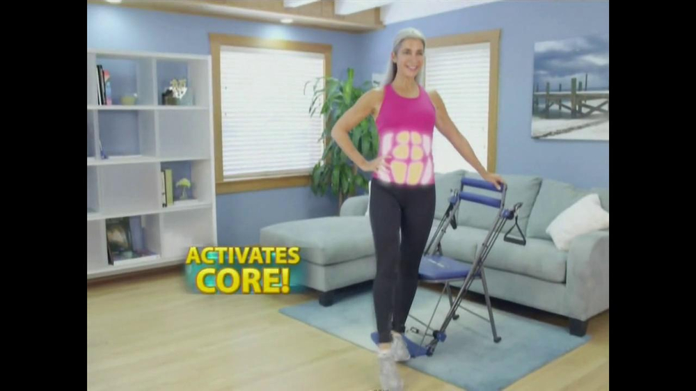Chair Gym TV Spot  - Screenshot 6