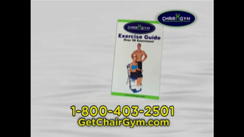 Chair Gym TV Spot  - Thumbnail 9