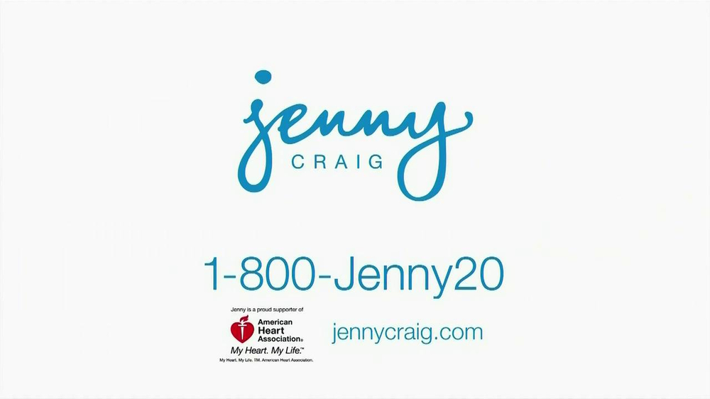 Jenny Craig TV Spot, 'Weight Loss Guru' - Screenshot 9