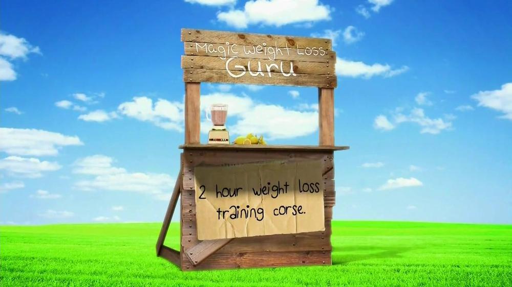 Jenny Craig TV Spot, 'Weight Loss Guru' - Screenshot 2