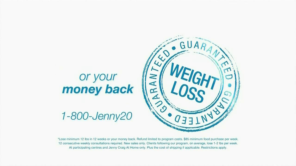 Jenny Craig TV Spot, 'Weight Loss Guru' - Screenshot 8