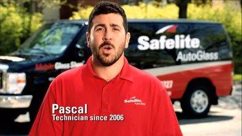 Safelite Auto Glass TV Spot, 'Pascal'