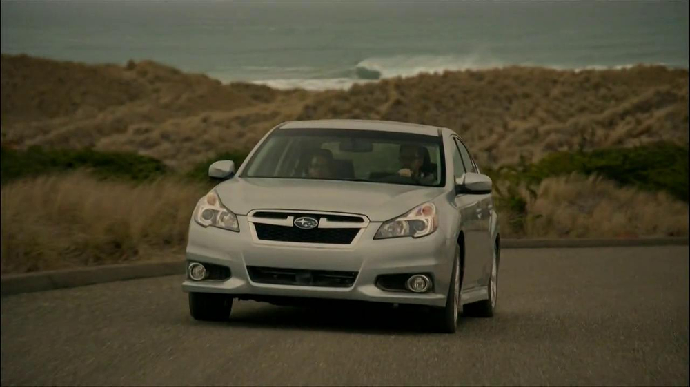 Subaru TV Spot, 'Trying New Things' - Screenshot 1