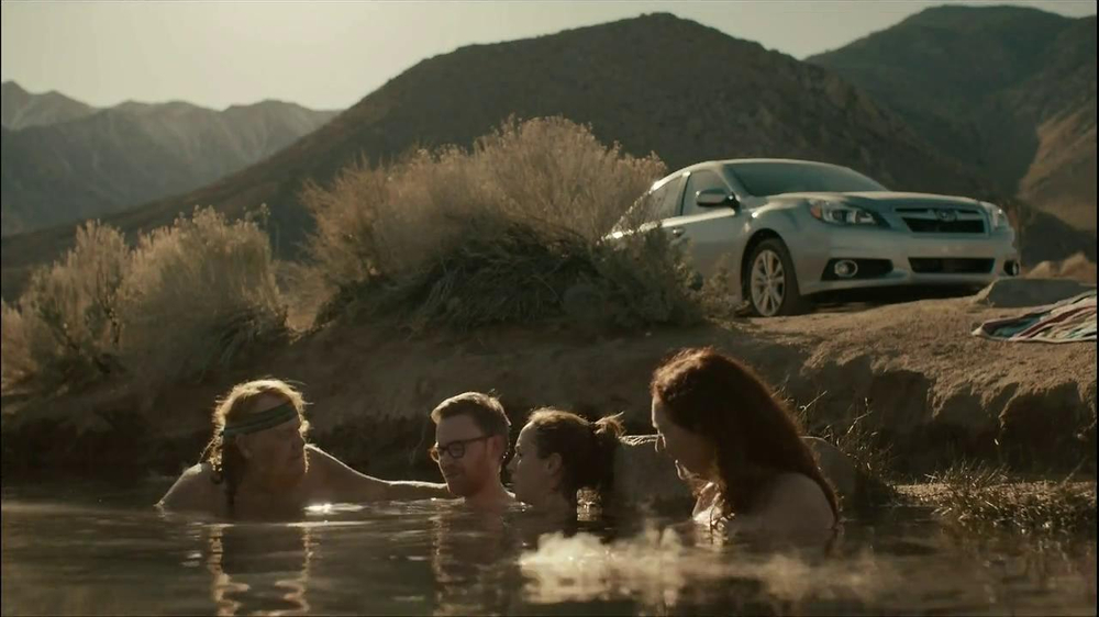 Subaru TV Spot, 'Trying New Things' - Screenshot 10