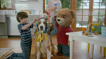 Strawberry Banana Teddy Grahams TV Spot, 'Sparkles'