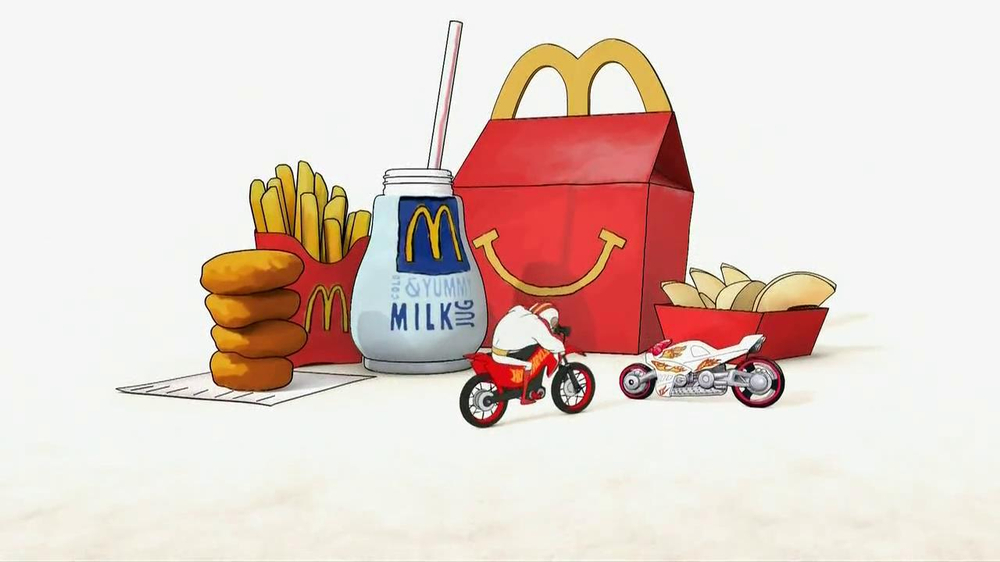 Pictures of Mcdonalds Meals Mcdonald's Happy Meal tv Spot