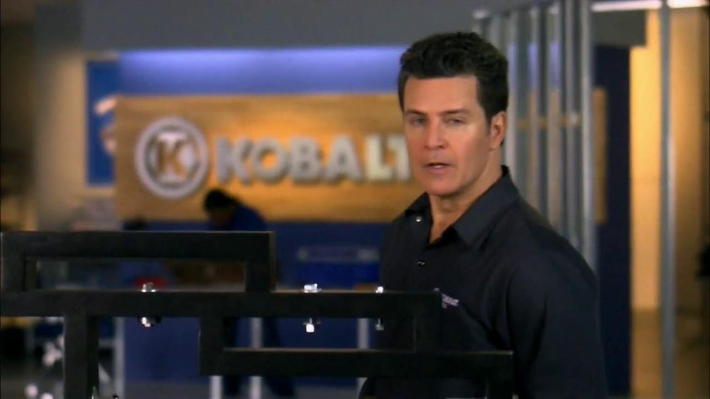 Kobalt Xtreme Access TV Spot, 'Sockets' - Screenshot 1