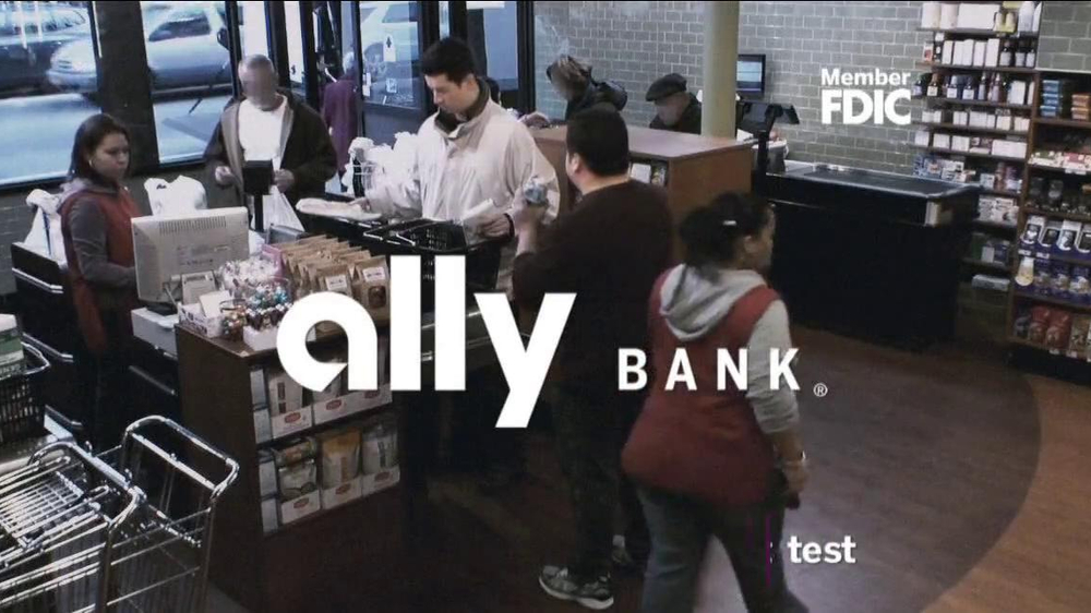 Ally Bank TV Spot, 'Millionth Customer' - Screenshot 1