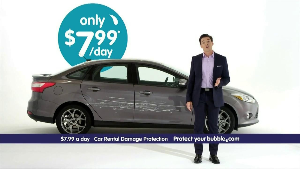 Protect My Bubble Car Rental Insurance