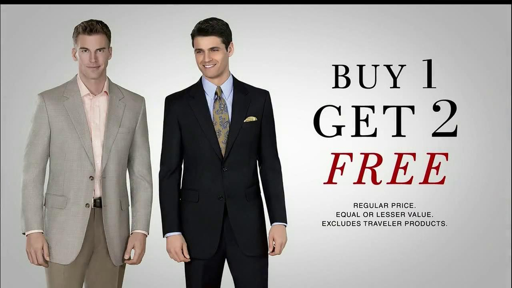 The Jos. A. Bank return policy will apply to the remainder of the purchase. Loyalty program points are earned only on amounts expended by you in connection with the purchase and are deducted for any returns. All Suits on Sale Starting at $ Additional charge may apply for .