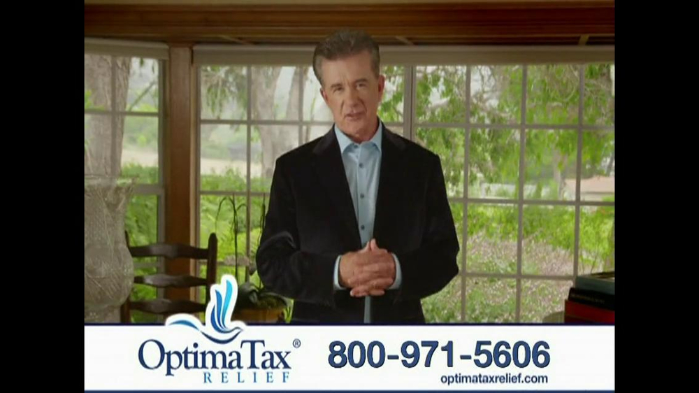 Optima Tax Relief TV Spot, 'IRS' Featuring Alan Thicke - Screenshot 10