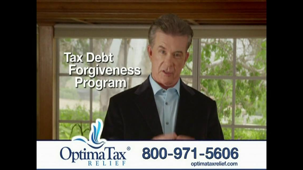 Optima Tax Relief TV Commercial, 39;IRS39; Featuring Alan Thicke  iSpot