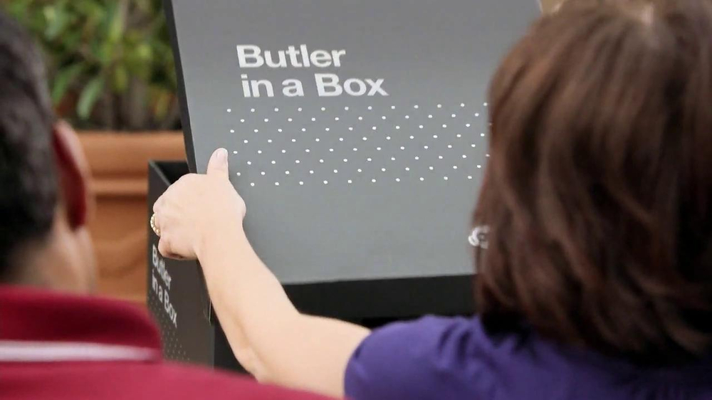 Kmart TV Spot, 'Butler in a Box' - Screenshot 3