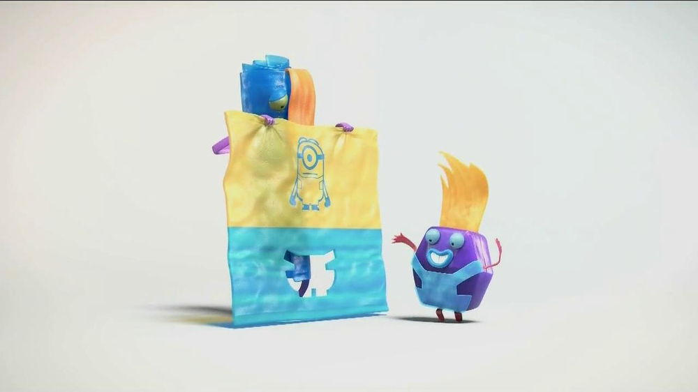 Despicable Me Fruit Snacks TV Spot  - Screenshot 3