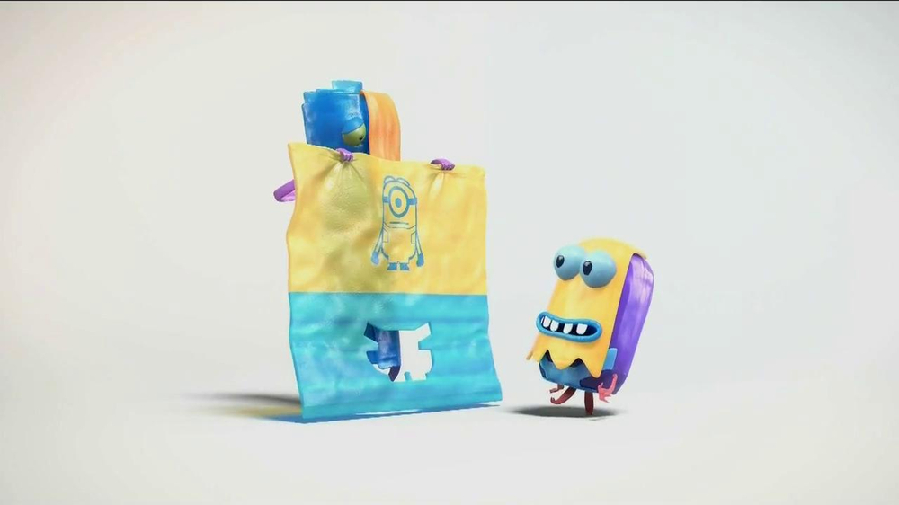 Despicable Me Fruit Snacks TV Spot  - Screenshot 4