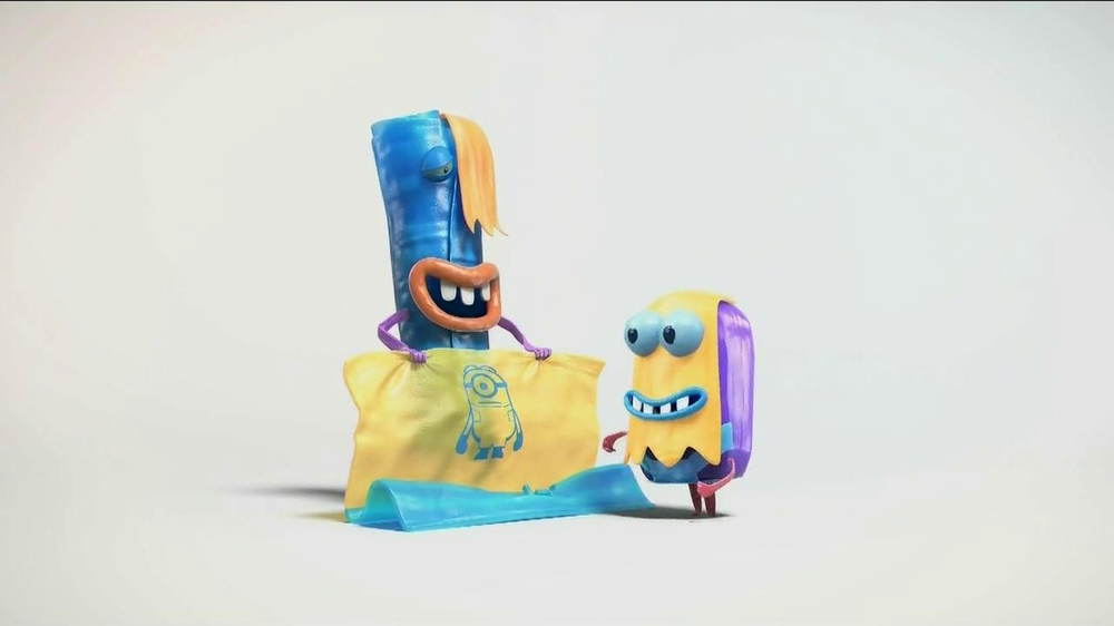 Despicable Me Fruit Snacks TV Spot  - Screenshot 5