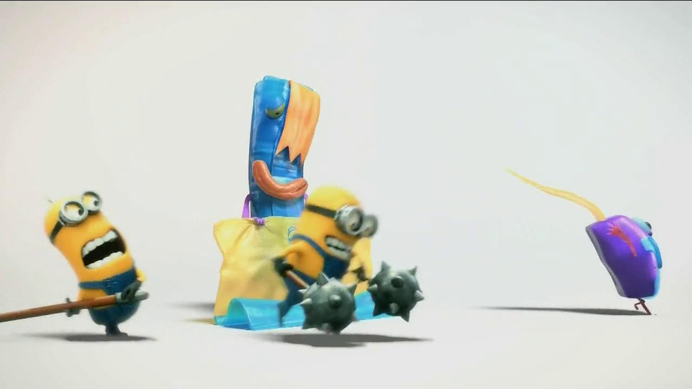 Despicable Me Fruit Snacks TV Spot  - Screenshot 6