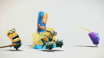 Despicable Me Fruit Snacks TV Spot  - Thumbnail 6