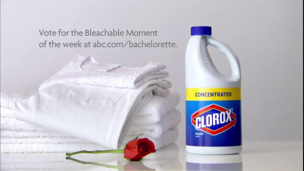 Clorox Bleach TV Spot, 'The Bachelorette' - Screenshot 7