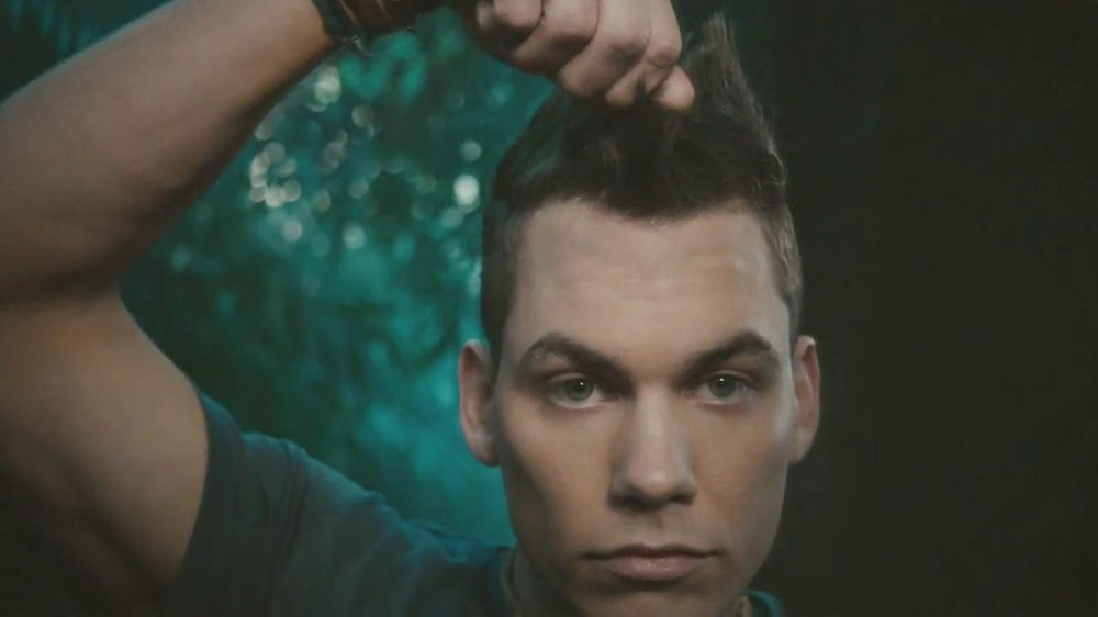 Axe Spiking Hair Styling TV Spot, 'The Spiked-Up Look' - Screenshot 1