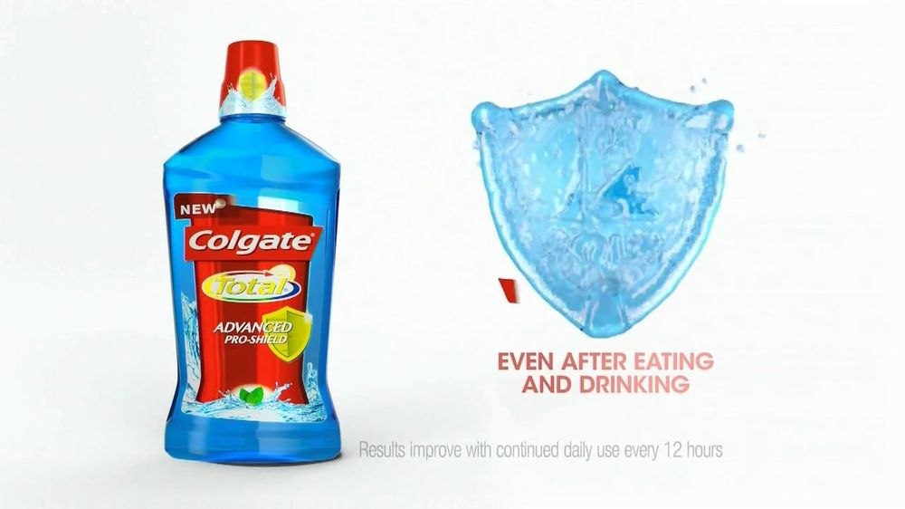 Colgate Total Adavanced Mouthwash TV Spot, 'Beach' Ft. Kelly Ripa - Screenshot 10