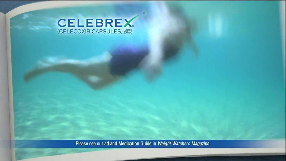 Celebrex TV Spot, 'Beach' - Screenshot 3