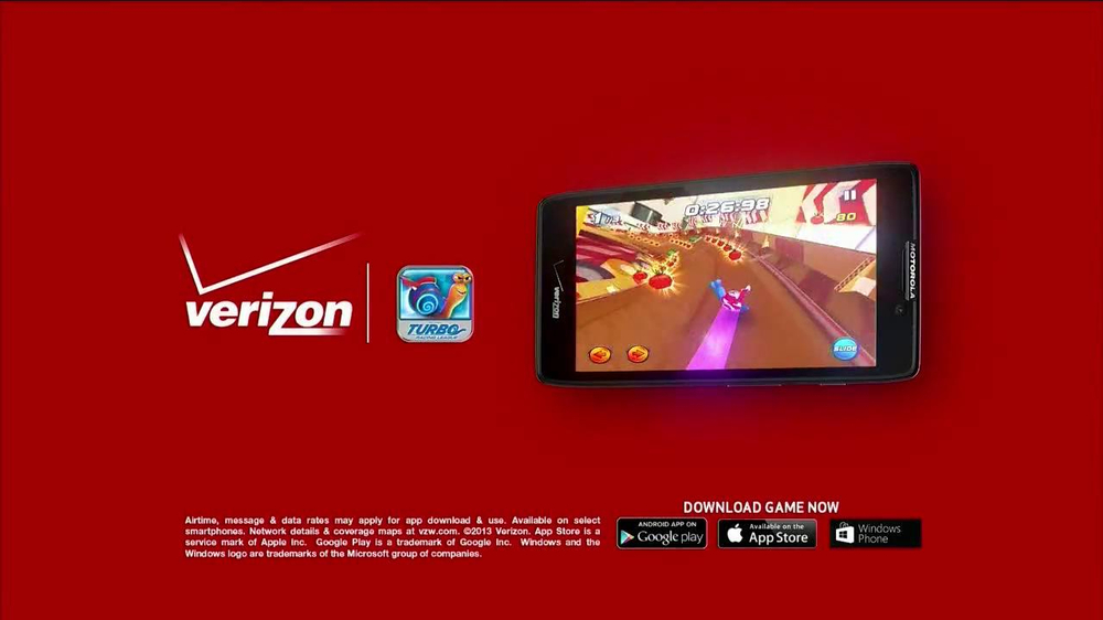 Verizon Dreamworks Turbo Shell Out Contest