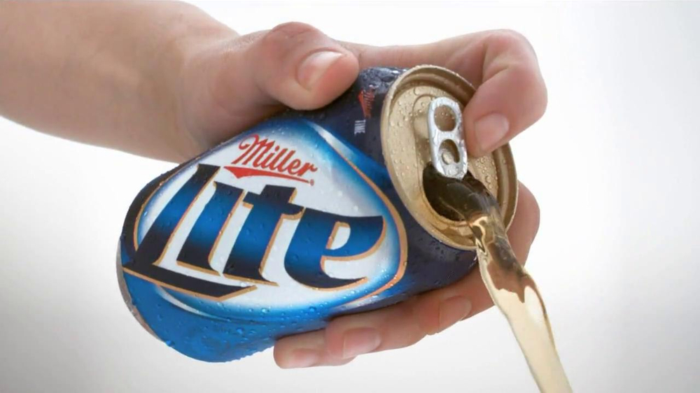 Miller Lite Punch Top Can TV Spot, 'Let it Flow' - Screenshot 7