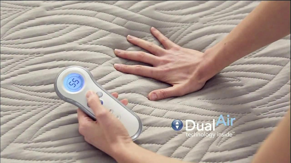 Sleep Number Bed Commercial