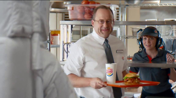 Burger King Chipotle Chicken Sandwich TV Spot, 'Aliens' - Thumbnail 7