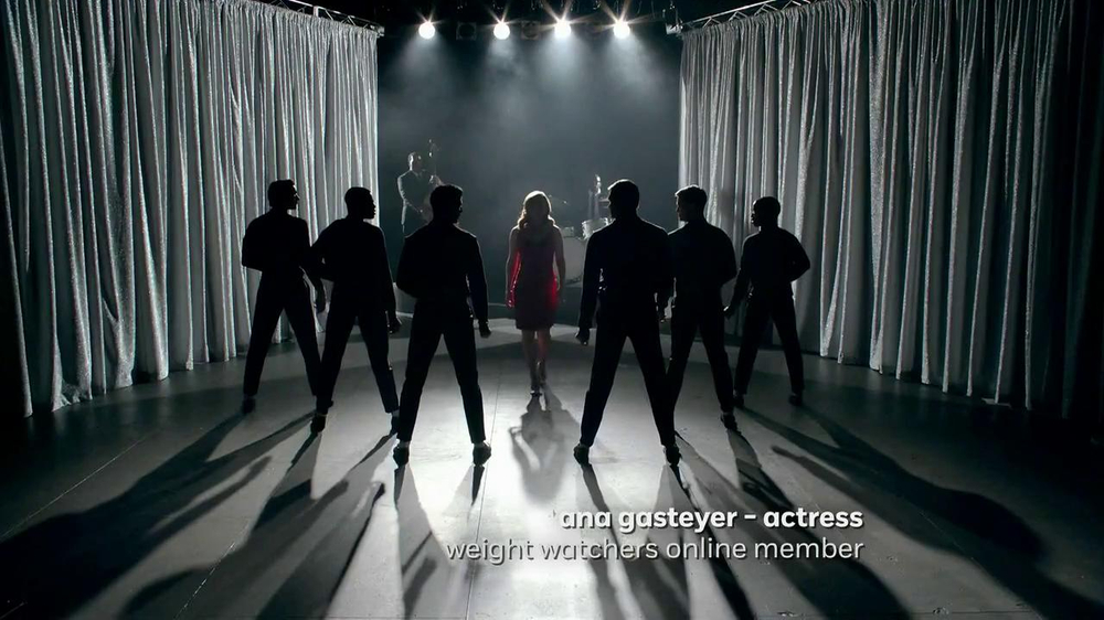 Weight Watchers TV Spot Featuring Ana Gasteyer - Screenshot 1