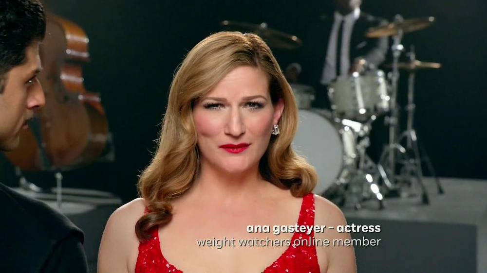 Weight Watchers TV Spot Featuring Ana Gasteyer - Screenshot 2