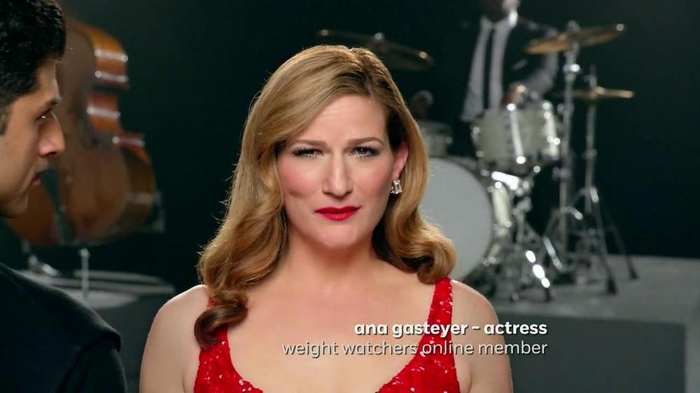 Weight Watchers TV Spot Featuring Ana Gasteyer - Screenshot 2