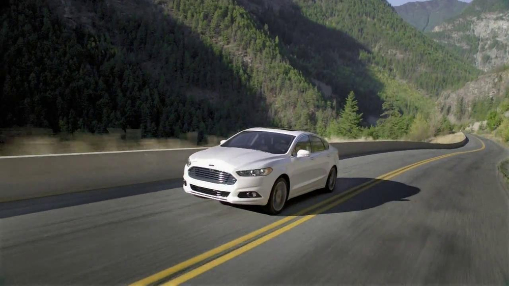 2013 Ford Fusion TV Spot, 'Flying Car' - iSpot.tv