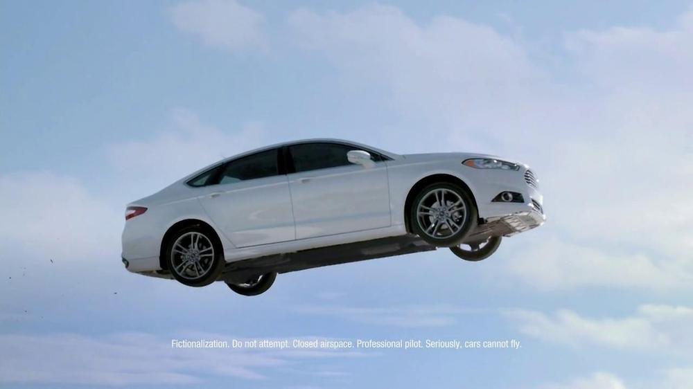 Ford Fusion Club >> Real Flying Car