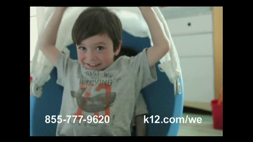 K12 TV Spot, 'Individualized Learning' - Screenshot 2