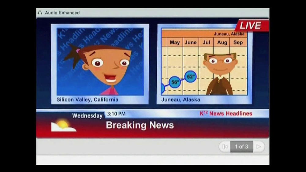 K12 TV Spot, 'Individualized Learning' - Screenshot 5