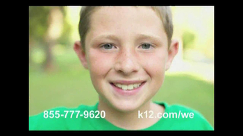 K12 TV Spot, 'Individualized Learning' - Thumbnail 1