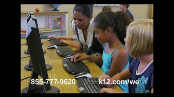 K12 TV Spot, 'Individualized Learning'