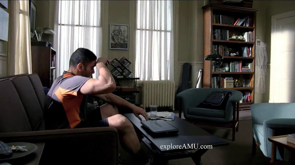 American Military University TV Spot, 'Many Careers' - Screenshot 10