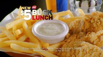 Dairy Queen $5 Buck Lunch TV Spot, 'Mark Your DQalendar' - Thumbnail 7