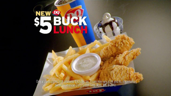 Dairy Queen $5 Buck Lunch TV Spot, 'Mark Your DQalendar' - Thumbnail 8