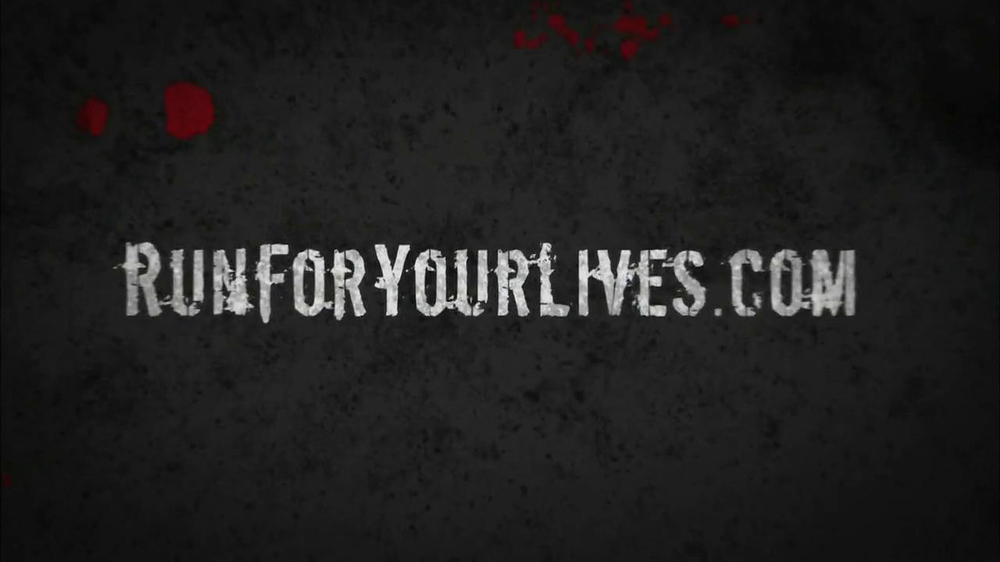 Run for Your Lives TV Spot, 'Zombie Infested 5k' Song by Imagine Dragons - Screenshot 10