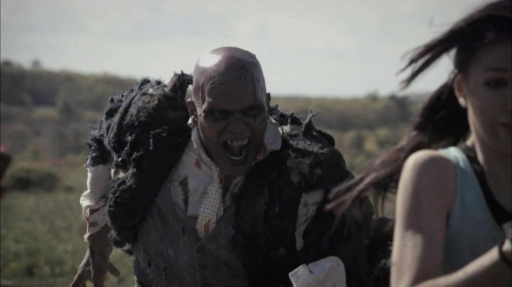 Run for Your Lives TV Spot, 'Zombie Infested 5k' Song by Imagine Dragons - Screenshot 5