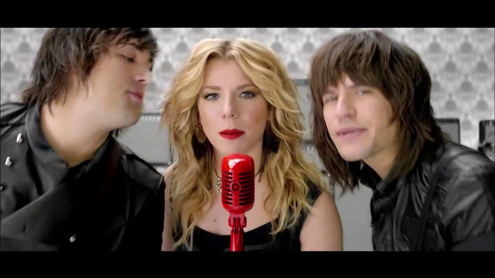 Target TV Spot Featuring The Band Perry - Screenshot 5