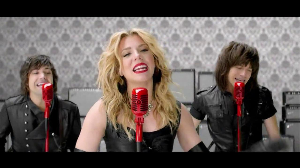 Target TV Spot Featuring The Band Perry - Screenshot 7