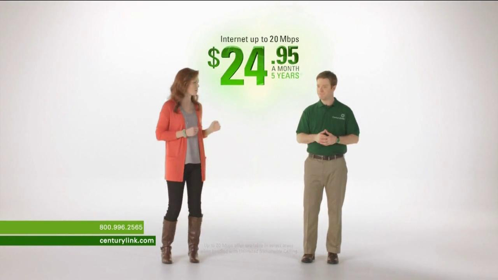 CenturyLink TV Spot, 'Totally Switching' - Screenshot 2