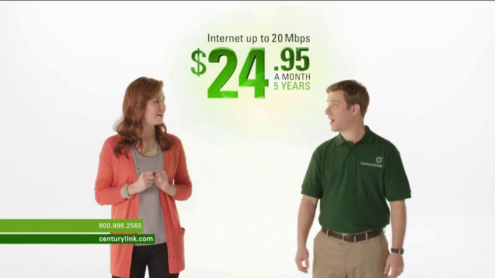CenturyLink TV Spot, 'Totally Switching' - Screenshot 4